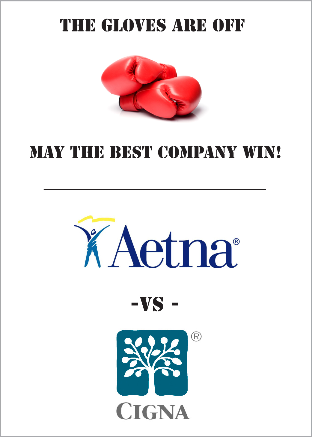cigna v aetna Usa today network a sign for aetna insurance is seen in hartford, conn usa today aetna that one is a $48 billion deal between indianapolis-based anthem and connecticut-headquartered cigna.