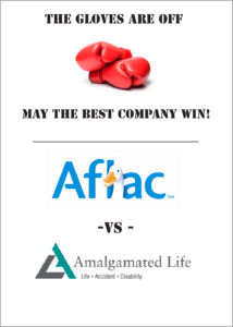 Aflac vs. Amalgamated Life Insurance