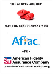 Aflac vs. American Fidelity Assurance Company