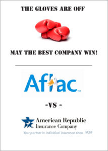 Aflac vs. American Republic Insurance
