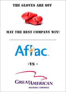 Aflac vs. Great American Life Insurance