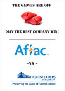 Aflac vs Homesteaders Life Insurance