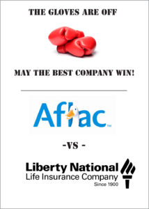 Aflac vs Liberty National