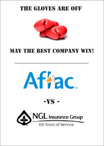 Aflac vs National Guardian Life Insurance