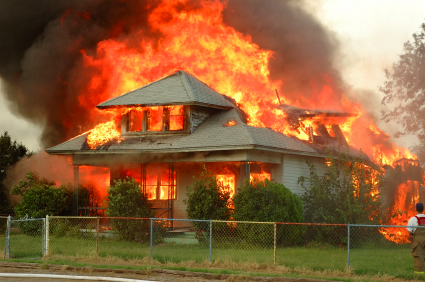 Fire Damage & Home Insurance